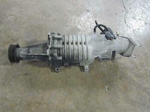 Morad Parts 04-07 Saturn ION Cobalt Pursuit Turbo Supercharger 2.0 2.0L Red Line LSJ OEM