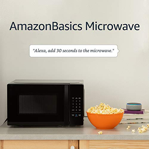 AmazonBasics Microwave image 4