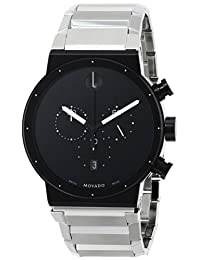 Movado Men's 606800 Sapphire Synergy Analog Display Swiss Quartz Silver Watch