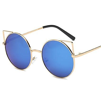 JUNHONGZHANG Gafas De Sol CatS Eye LadyS Ocean Gafas De ...