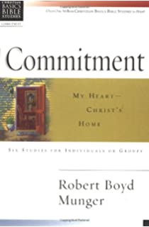 photograph relating to My Heart Christ's Home Printable identify My Center-Christs Household: Robert Boyd Munger: 9780877840756