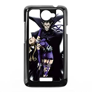 D.Gray man HTC One X Cell Phone Case Black Phone cover F7619050