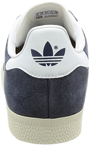adidas Footwear Gold Blue Trace Gazelle Blue Women's White Metallic Trainers xYqrwTOY8