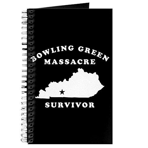 CafePress - Bowling Green Massacre Survivor - Spiral Bound Journal Notebook, Personal Diary, Lined ()