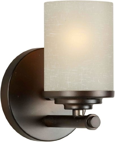 Forte Lighting 5105-01-32 1LT Bath Bracket