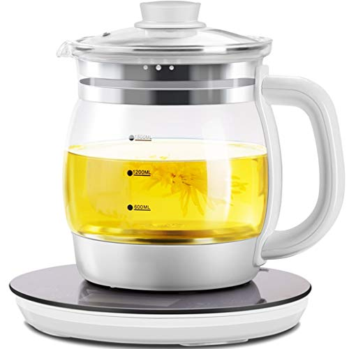 YANGBM LCD Display Health Pot, 180 Seconds To Remind The Pot Memory, 1200W High Power. 72 Hours Insulation electric kettle