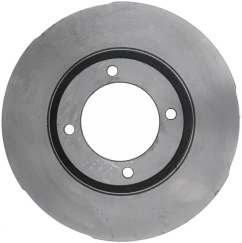 ACDelco 18A77 Professional Front Disc Brake Rotor Assembly