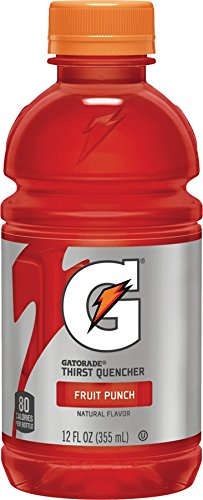 Gatorade Classic Thirst Quencher, Variety Pack, 12 Fl Oz (Pack of 24)