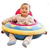 Baby Support Seat Sofa Infant Sitting Chair Baby Support Seat Sofa Learning to Sit Chair Cushion Sofa Nursing Singing and Lighting Plush Pillow Toys Safe Dining Chair Protector Plush Cushion Toys