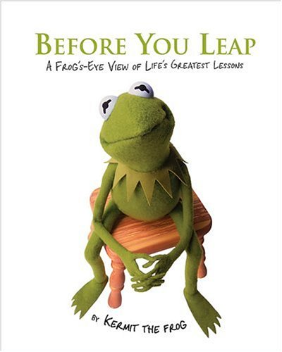 Before You Leap: A Frog's Eye View of Life's