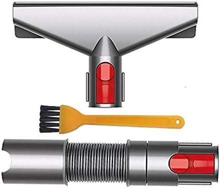 Dyson -V7 V8 V10 SV10 SV11 Juego de Accesorios para aspiradora (Incluye Manguera de extensión + Cabezal de Cepillo de Boca Ancha + Cepillo pequeño): Amazon.es: Hogar