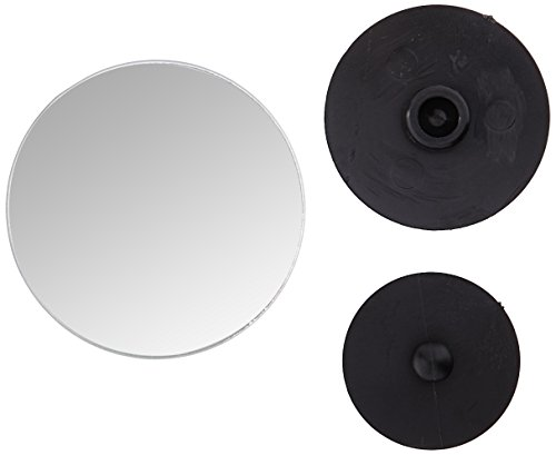 Blind-Spot-Mirror-Samdone-Stick-On-Adjustable-2-Round-HD-Glass-Convex-Rear-View-Mirror-Pack-of-2