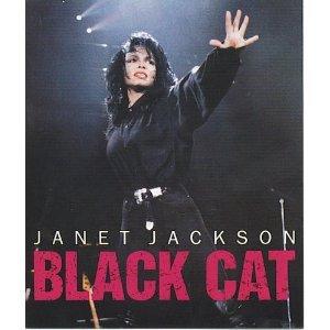 Janet jackson black cat music for Jackson galaxy cat toys australia