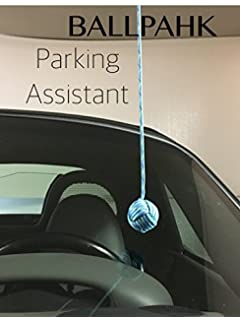 Amazon maxsa light up led parking ball perfect parking park ballpahk blue adjustable parking aid makes parking in your garage easy simple fun multi solutioingenieria Choice Image