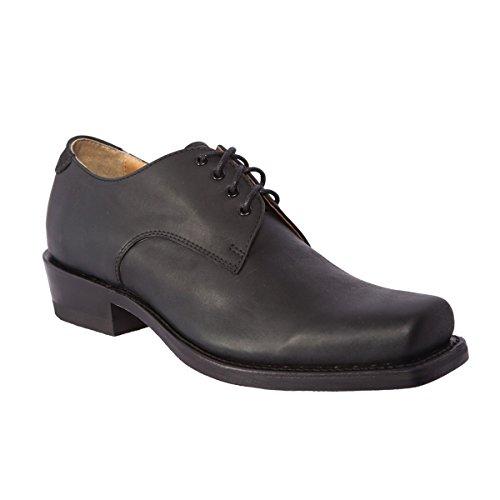 Sendra Schuhe 530MO schwarz