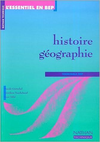 En ligne téléchargement gratuit Essentiel histoire-géographie BEP pdf, epub