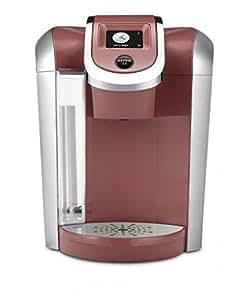 Keurig Coffee Maker Options : Amazon.com: Keurig K450 Brewing System, Marsala: Kitchen & Dining