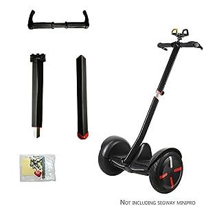 AUBESTKER Scooter Accessories Segway MINIPRO Control Handlebar (Segway Not Included)(BALCK)