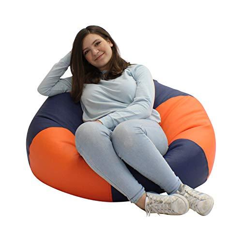 Reviewed: FDP SoftScape Classic 38″ Collegiate Jumbo Bean Bag Chair