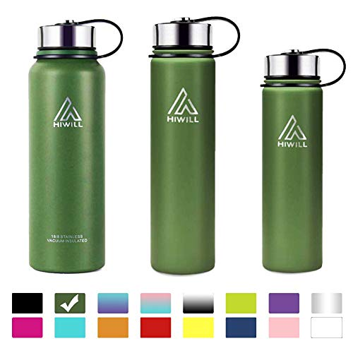 Hiwill Stainless Insulated Bottle Thermos product image