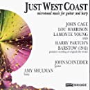 Just West Coast : Microtonal Music for Guitar and Harp
