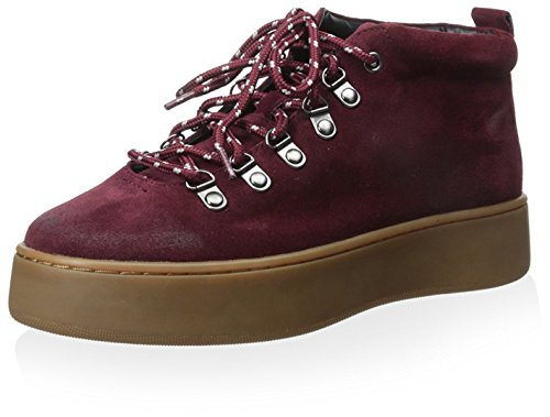 Atelje 71 Femmes Eden Mode Sneaker Cordovan