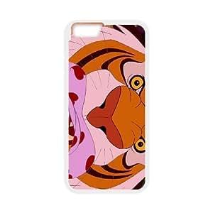 iPhone6 Plus 5.5 inch Phone Ceses white Aladdin Rajah BF874376