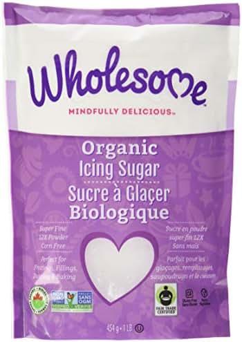 Sugar & Sweetener: Wholesome Organic Icing Sugar