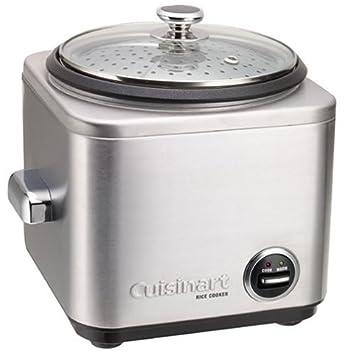 Cuisinart CRC-800, Acero inoxidable - Arrocera