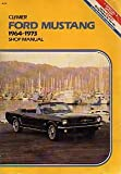 img - for Ford Mustang 1964 1973 Shop Manual book / textbook / text book