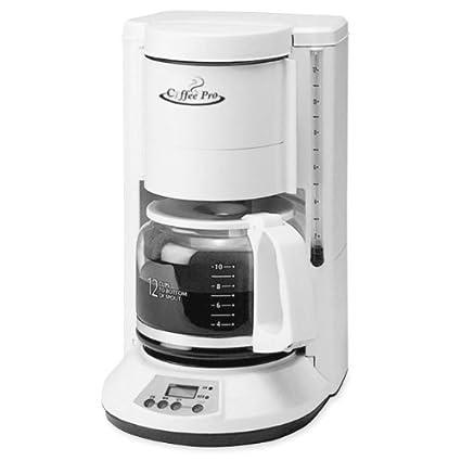Coffee Pro CFPCP330W Coffee Makers 9 3 Length