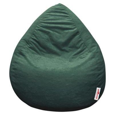 Storado  Sitzsack IZZY XL 220 Liter MOOSGRUEN 209970 Sitzkissen Bodenkissen Kissen