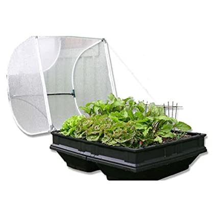 Vegepod Medium Premium Raised Container Garden, Expansive 10.8 Square Foot Container with Protective Cover, Self Watering, Designed by in Australia