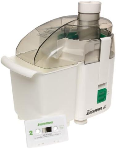 Juiceman Jr. - Extractor automático de zumo: Amazon.es: Hogar