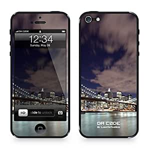 "Da Code ? Skin for iPhone 4/4S: ""Bridge Under the Clouds New York"" (City Series)"