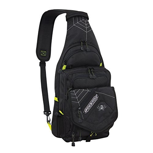 Cheap SpiderWire Sling Fishing Backpack, 15-Liter