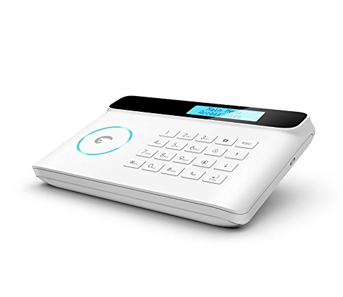 Anysun® Etiger S4 Kits Wireless Pstn and GSM Security Alarm System Home Security Alarm System with LCD Display