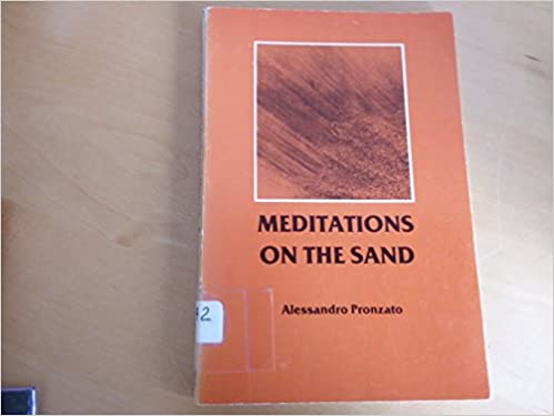 Meditations on the Sand (English and Italian Edition)