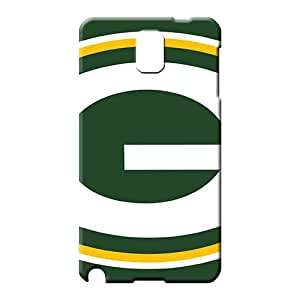 samsung note 3 Appearance Compatible pictures cell phone carrying covers green bay packers nfl football