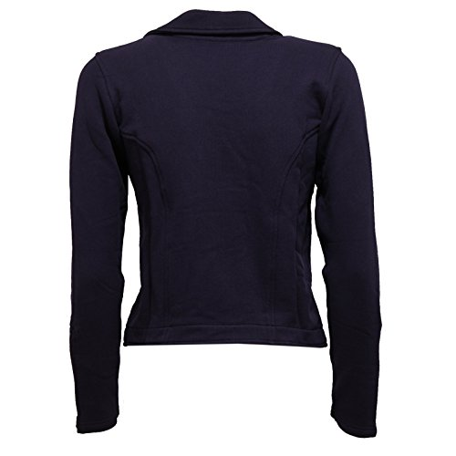 5923w Jacket Donna Felpa 68 Sun Woman Sweatshirt Blue Zip Full Cotton Blul TgqZ5AzW