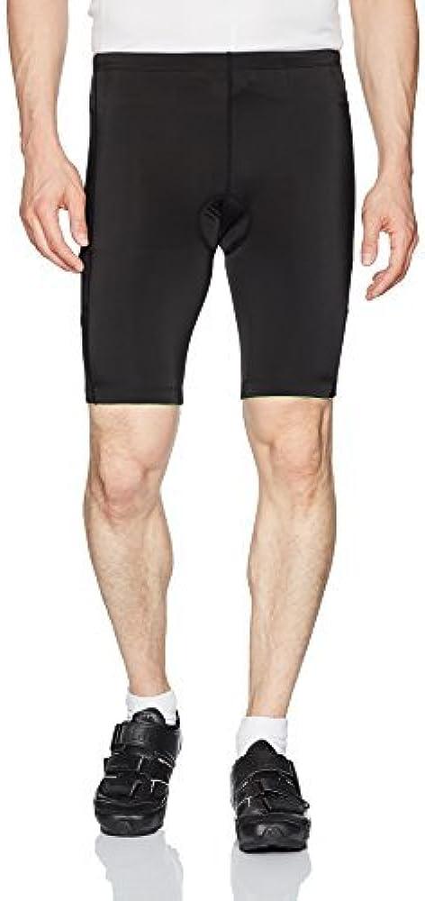 Canari mens hi-viz shorts size large color glow stick green