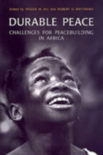 Durable Peace: Challenges for Peacebuilding in Africa (Heritage)