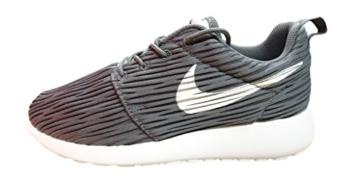 (Nike Womens Roshe One ENG Running Trainers 833818 Sneakers Shoes (US 7.5, Dark Grey White 011))