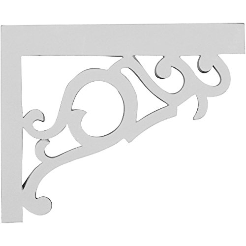 Ekena Millwork SB09X07VI-R 8 W x 7 1/8