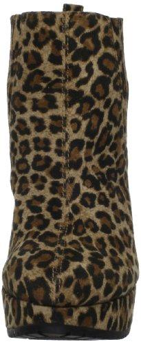BCBGeneration Vance 2 Mujer Nuevo Sesame-Black Leopard