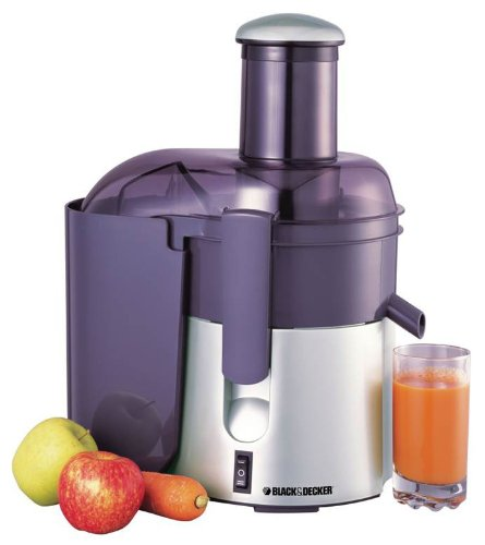 Used, Black & Decker PRJE600 600-watt 50 Hz Juice Extractor/Juicer, for sale  Delivered anywhere in USA