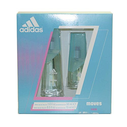 Adidas-Moves-for-Women-Gift-Set-Eau-De-Toliette-Spray-10-ounce-Plus-Eau-De-Toilette-Spray-05-ounce