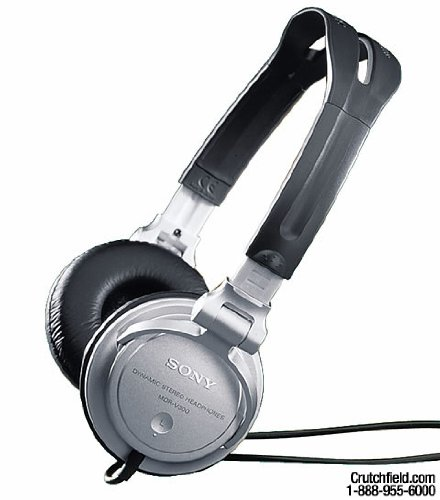 Sony MDR-V300 Monitor Series Headphones with Foldi...