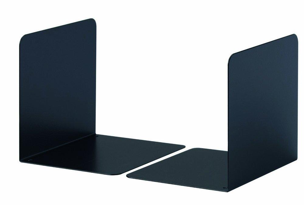 grau Durable 324310 Buchst/ütze Metall S Set mit 2 St/ück