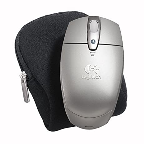 00cd1ccc28e Amazon.com: Logitech V270 Cordless Optical Mouse for Bluetooth - Bright  Silver: Electronics